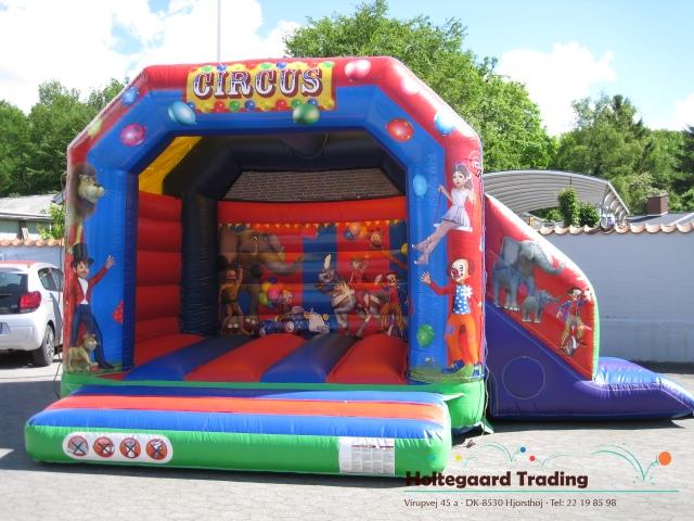 Cirkus hoppeborg - Holtegaard Trading