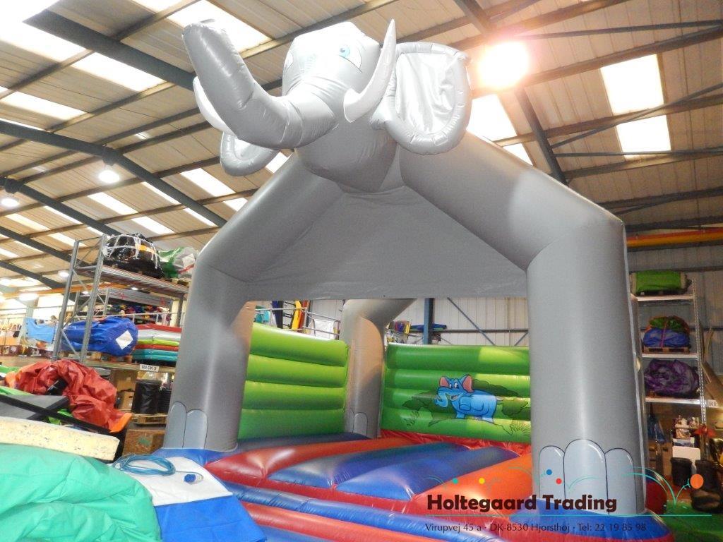 Elefant hoppeborg