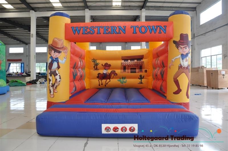 Hoppeborg Western tema