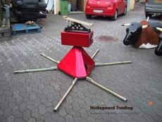Rodeotyr - Holtegaard Trading