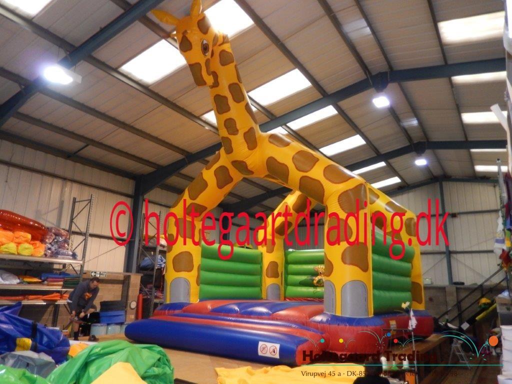 Giraf hoppeborg