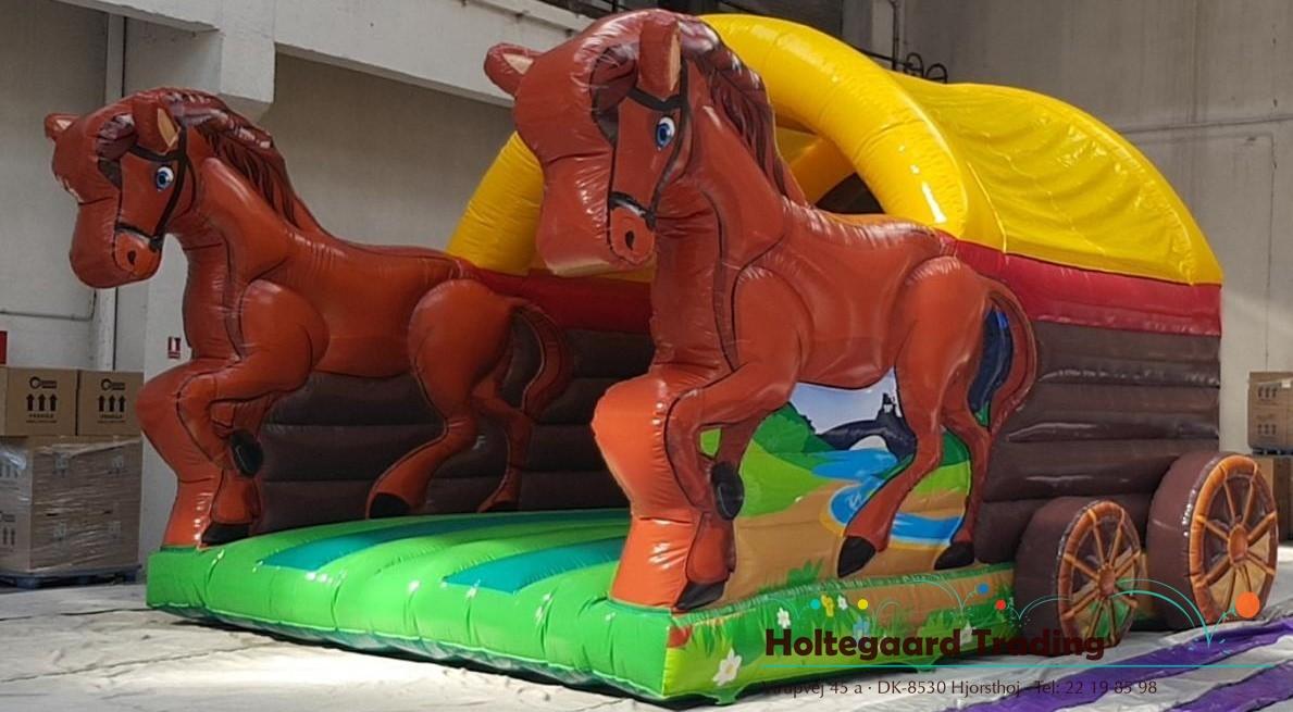 Heste hoppeborg